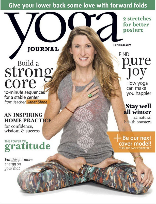 Yoga Journal USA 2015-11